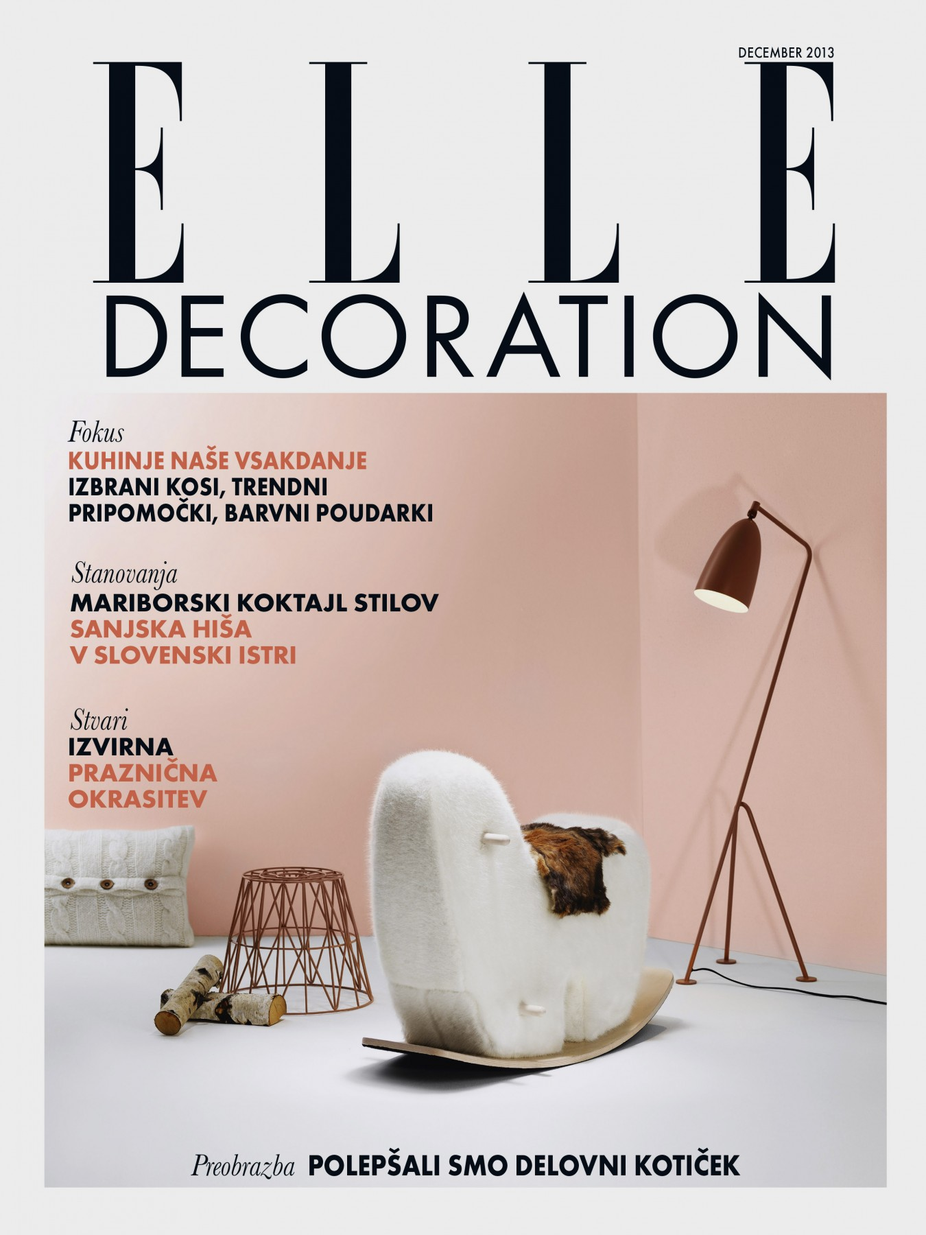 Elle decoration naslovnica